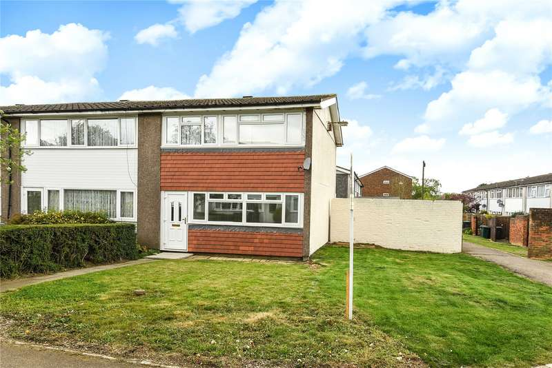 3 Bedrooms End Of Terrace House for sale in Parklands, Coopersale, Epping, Essex, CM16