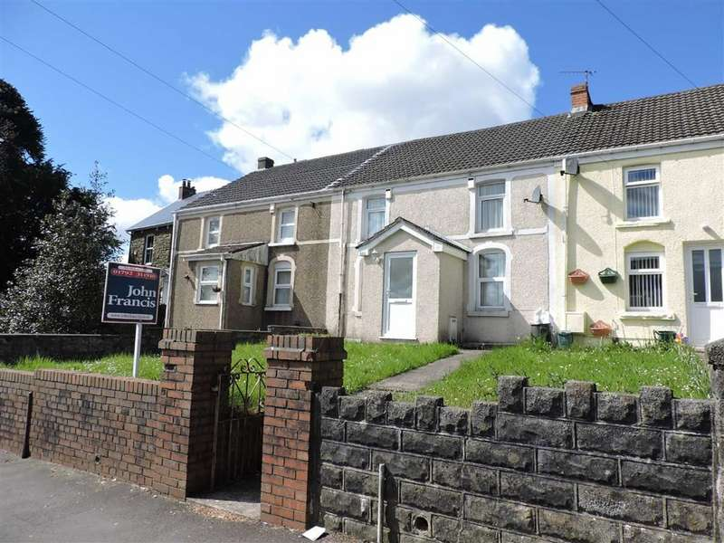 3 Bedrooms Cottage House for sale in Llangyfelach Road, Treboeth