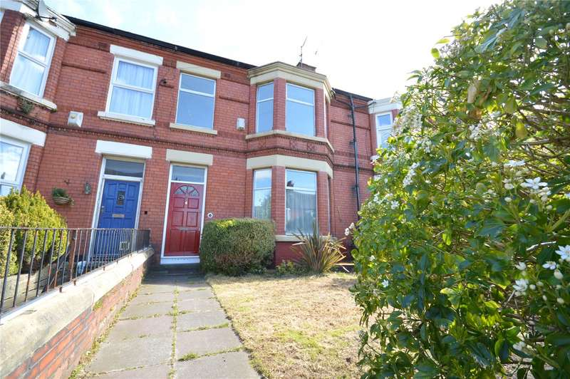 4 Bedrooms Terraced House for sale in Victoria Terrace, Wavertree, Liverpool, L15