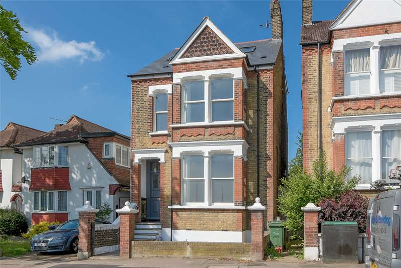 5 Bedrooms Detached House for sale in Lamberhurst Road, London, SE27