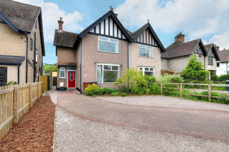 3 Bedrooms Semi Detached House for sale in Castleton Road, Hope, Hope Valley