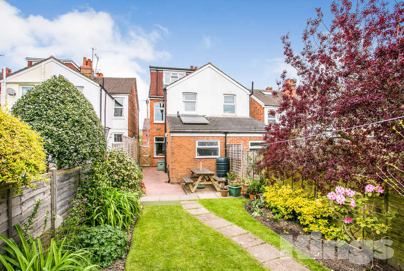 4 Bedrooms Semi Detached House for sale in South View Road, Tunbridge Wells