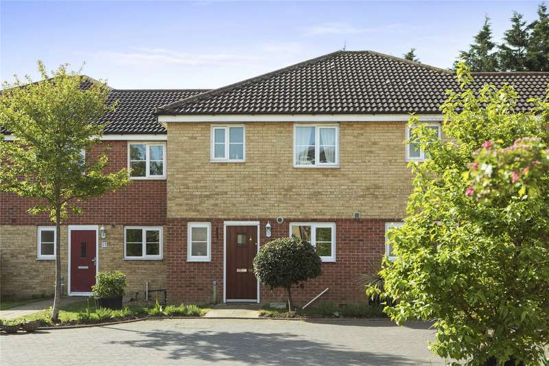3 Bedrooms Terraced House for sale in Sherriff Close, Esher, Surrey, KT10
