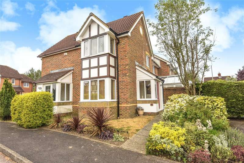 1 Bedroom End Of Terrace House for sale in Francis Gardens, Warfield, Bracknell, Berkshire, RG42