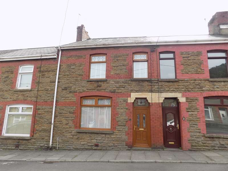 2 Bedrooms Terraced House for sale in Penhydd Street, Pontrhydyfen, Port Talbot, Neath Port Talbot. SA12 9SB