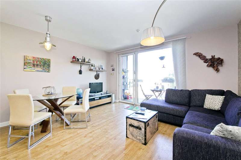 3 Bedrooms Maisonette Flat for sale in Bishop's Way, Bethnal Green, E2
