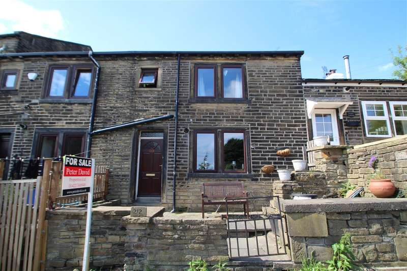 4 Bedrooms Terraced House for sale in Boothtown Road, Boothtown, Halifax