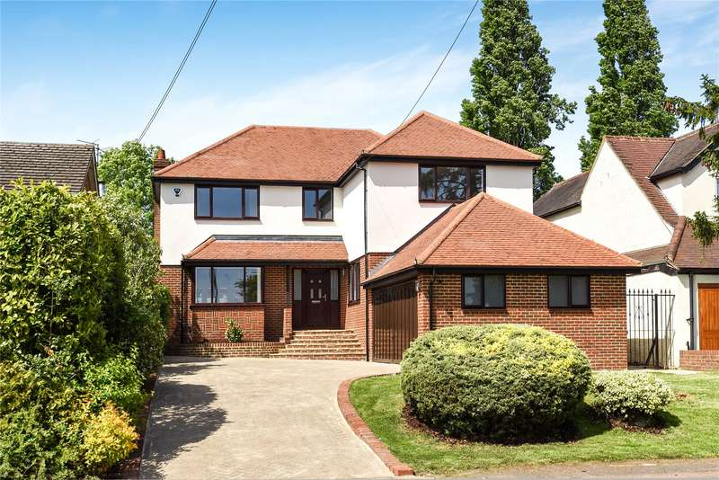 5 Bedrooms Detached House for sale in Hill Road, Theydon Bois, Epping, Essex, CM16
