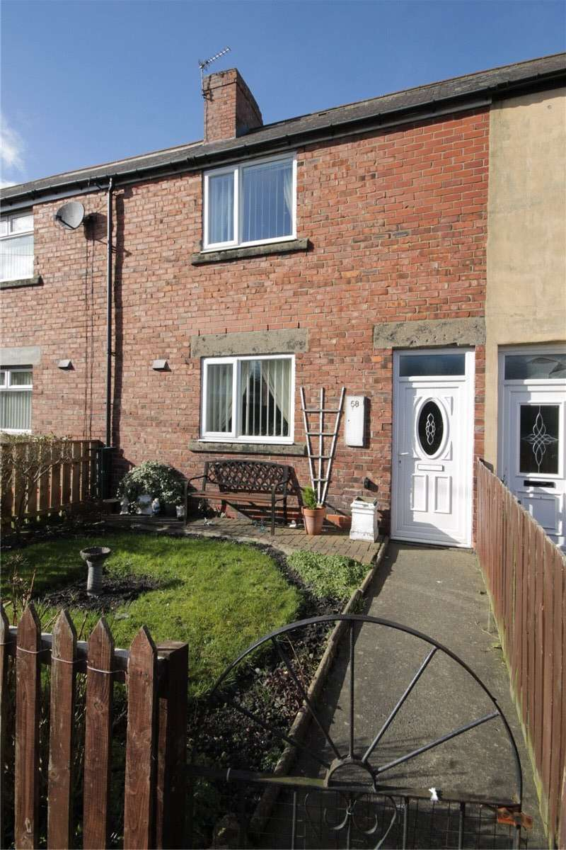 3 Bedrooms Terraced House for sale in South Cross Street, Leadgate, Consett, DH8