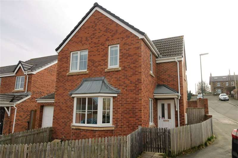 3 Bedrooms Detached House for sale in Dorset Crescent, Moorside, Consett, DH8