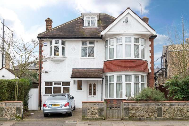5 Bedrooms Detached House for sale in Ascott Avenue, London, W5
