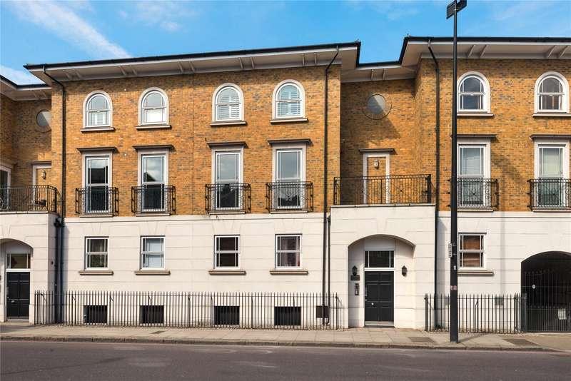 2 Bedrooms Flat for sale in Bridge Theatre Apartments, 214 Battersea Bridge Road, Battersea, London, SW11
