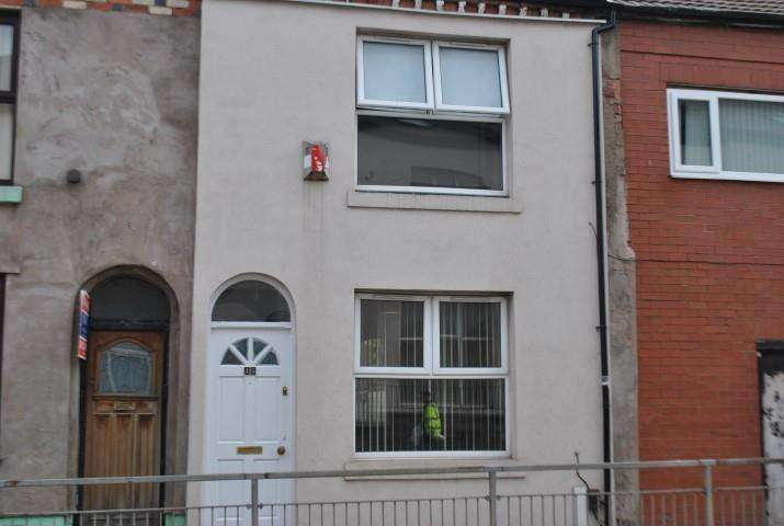 3 Bedrooms Terraced House for sale in Oakfield Road, Walton, Liverpool, L4