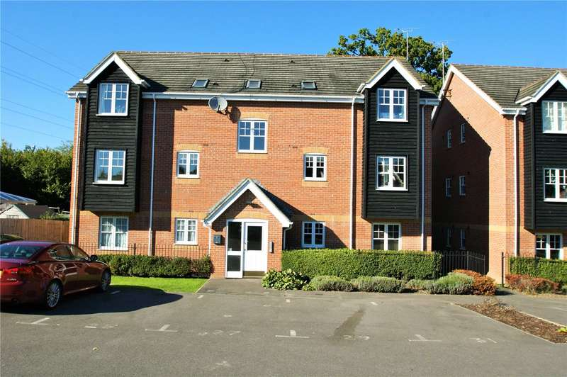 2 Bedrooms Apartment Flat for sale in Howell Close, Arborfield, Reading, Berkshire, RG2