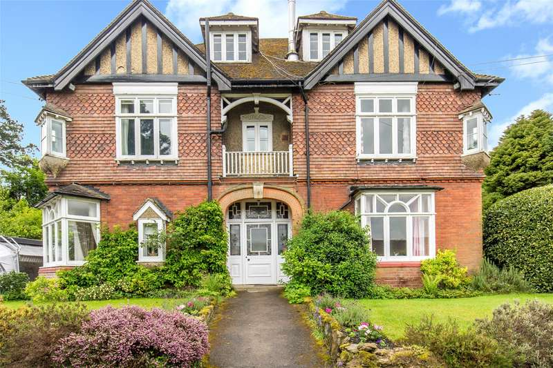 4 Bedrooms Apartment Flat for sale in Westerham Road, Oxted, Surrey, RH8