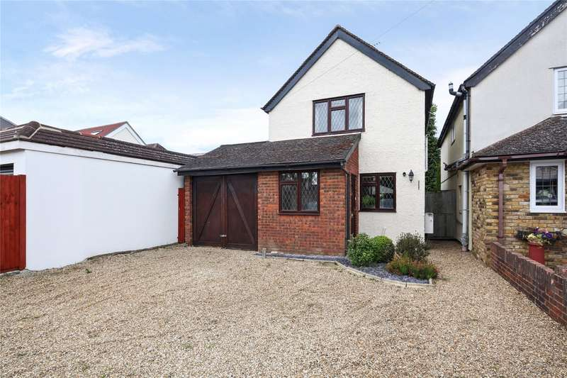 2 Bedrooms Detached House for sale in Beverley Close, Addlestone, Surrey, KT15