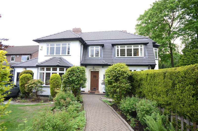 4 Bedrooms Detached House for sale in Booker Avenue, Calderstones, Liverpool, L18