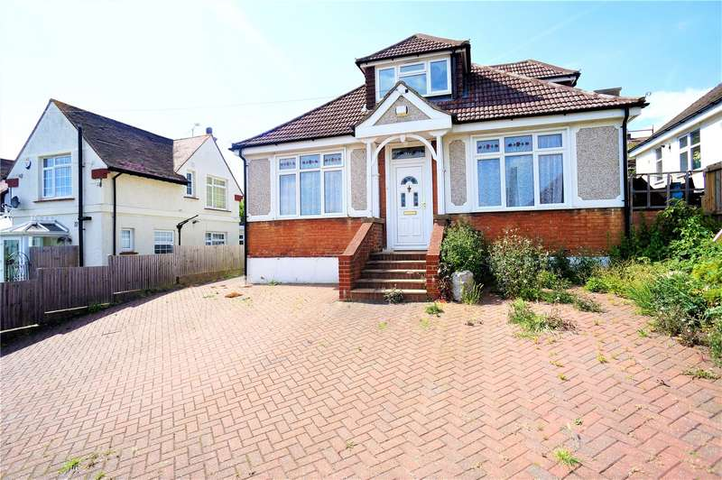 4 Bedrooms Detached Bungalow for sale in Ravenswood Avenue, Rochester, Kent, ME2