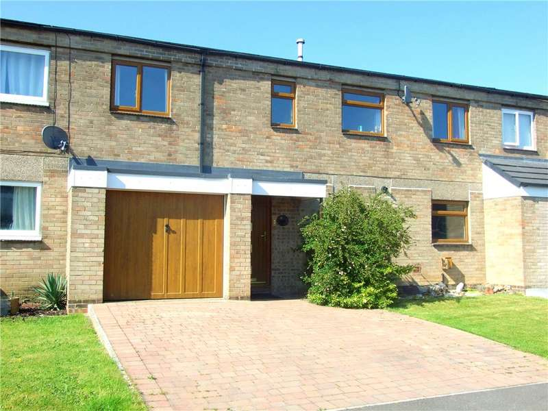 4 Bedrooms Terraced House for sale in Hampton Close, Spondon, Derby, Derbyshire, DE21