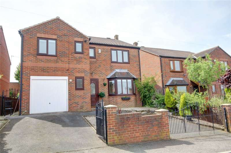 4 Bedrooms Detached House for sale in Highfield, Sacriston, Durham, DH7