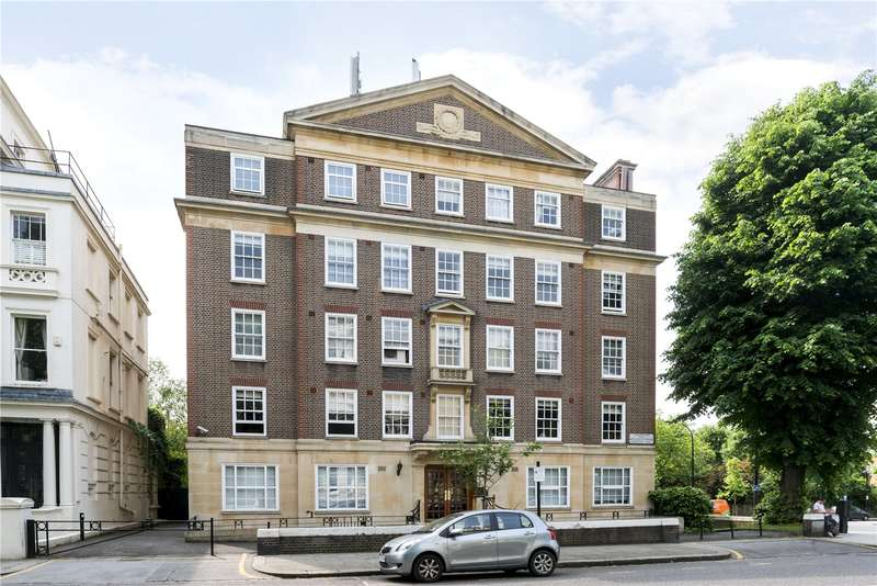 3 Bedrooms Flat for sale in The Lodge, Kensington Park Gardens, London, W11