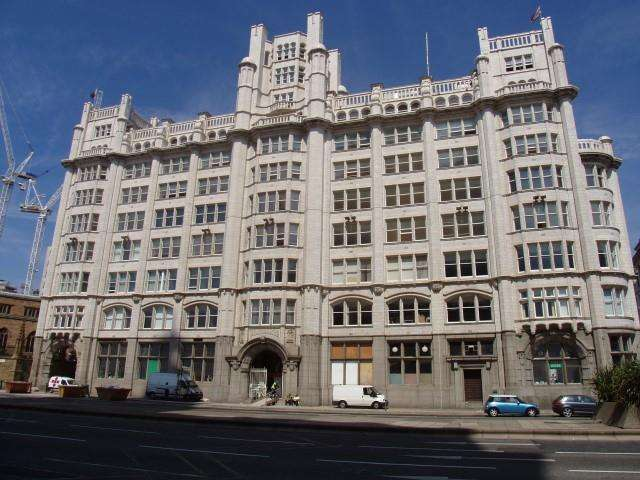 2 Bedrooms Apartment Flat for sale in Water Street, Liverpool, Merseyside, L3