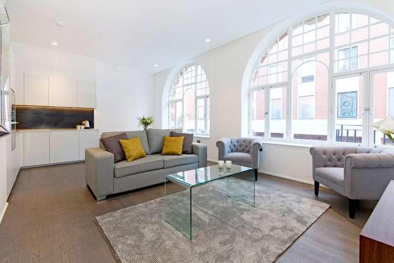 2 Bedrooms House for sale in Eastcastle Street, London, W1W