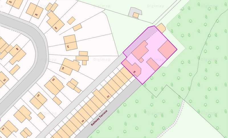 4 Bedrooms Land Commercial for sale in Railway Terrace, Low Moor