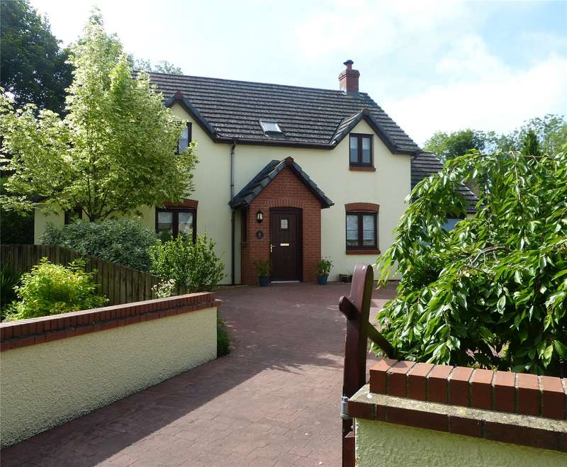 3 Bedrooms Detached House for sale in Maple Court, Templeton, Narberth