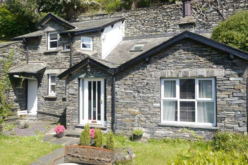 1 Bedroom Barn Conversion Character Property for sale in North Cottage, Studio House, Lake Road, Ambleside, LA22 0AD