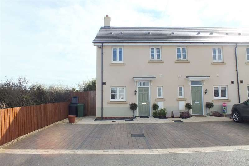 3 Bedrooms End Of Terrace House for sale in Honeyhill Grove, Lamphey, Pembroke