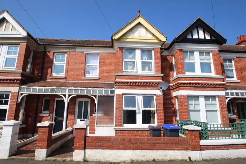 3 Bedrooms Terraced House for sale in Cecil Road, Lancing, West Sussex, BN15