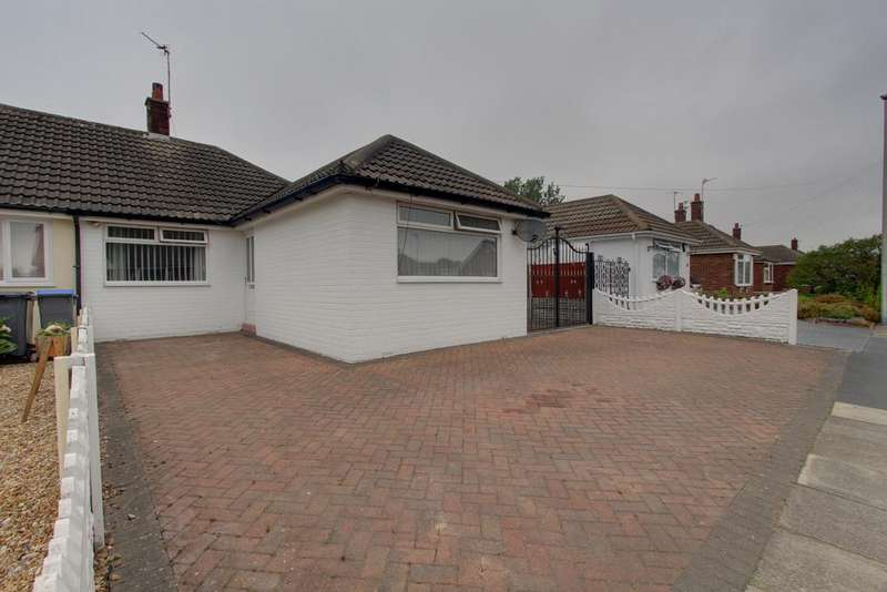 2 Bedrooms Semi Detached Bungalow for sale in THORNTON CLEVELEYS FY5