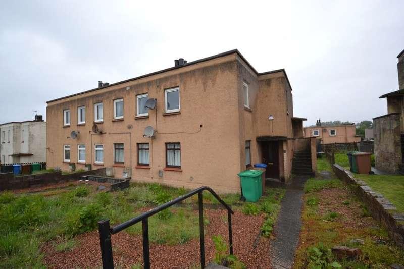 2 Bedrooms Flat for sale in Elizabeth Street, Dunfermline, KY11