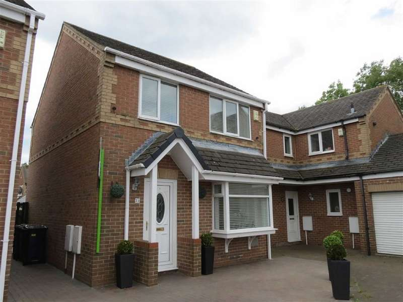3 Bedrooms Property for sale in Marwell Drive, Usworth Hall, Washington