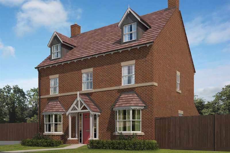 5 Bedrooms House for sale in Ivy Lane, Bevere, Worcester
