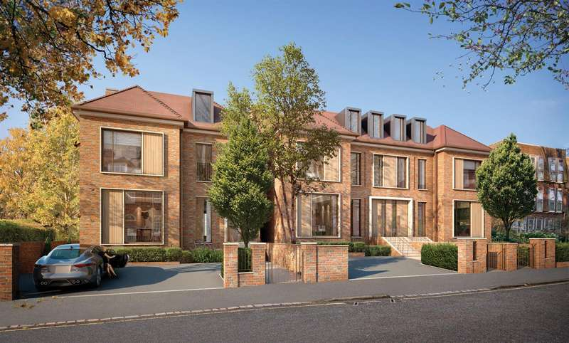5 Bedrooms House for sale in Redington Gardens, Hampstead, NW3