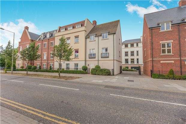 2 Bedrooms Flat for sale in Welch Way, WITNEY, Oxfordshire, OX28