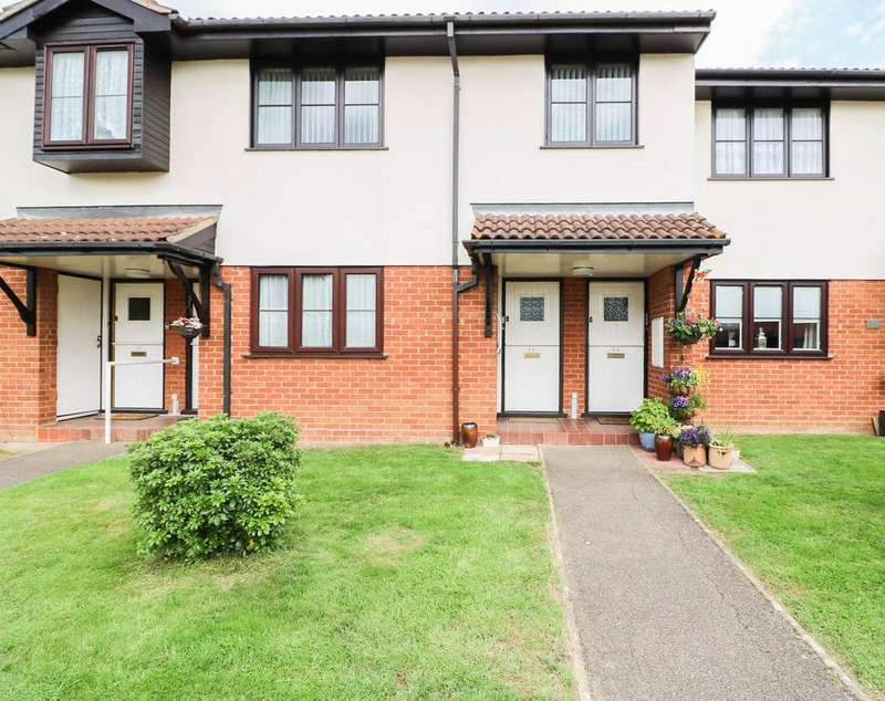 1 Bedroom Retirement Property for sale in Old Farm Court, Perry Street, Billericay CM12