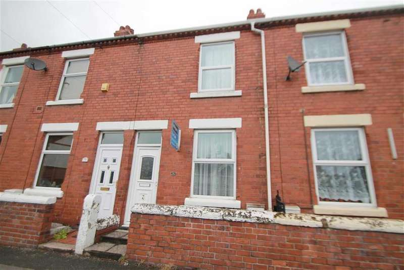 2 Bedrooms Terraced House for sale in Prices Lane, Rhosddu, Wrexham