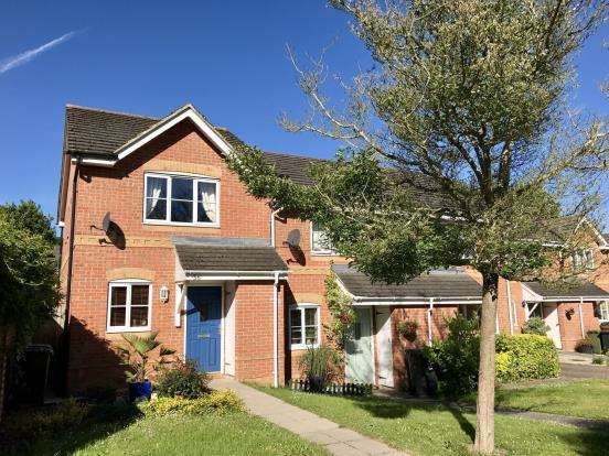 2 Bedrooms End Of Terrace House for sale in Beggarwood, Basingstoke, Hampshire