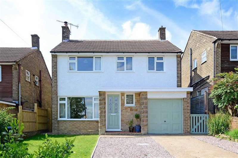 3 Bedrooms Detached House for sale in 165, Chesterfield Road, Matlock, Derbyshire, DE4