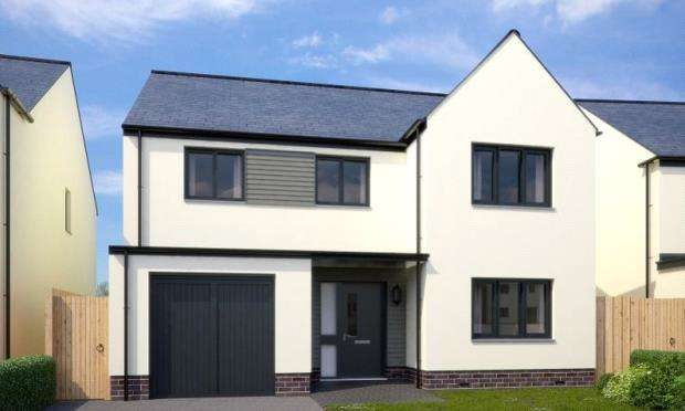 4 Bedrooms Detached House for sale in C68 Camber, Paignton, Devon