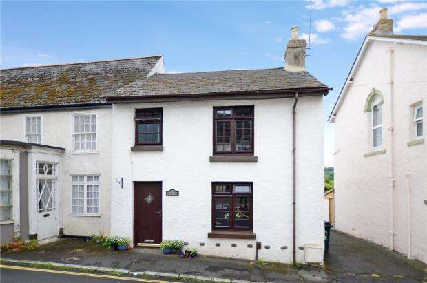 2 Bedrooms End Of Terrace House for sale in Fore Street, Kingskerswell, Newton Abbot, Devon