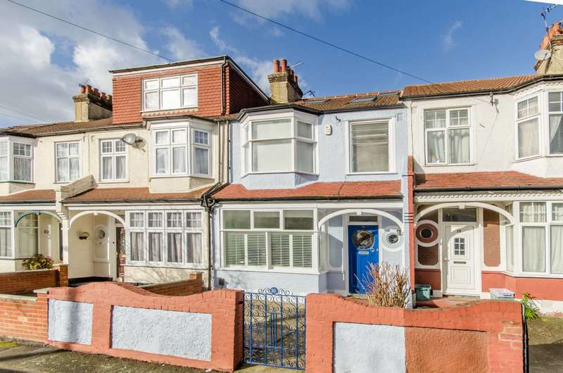 5 Bedrooms House for sale in Abbott Avenue, Raynes Park, SW20