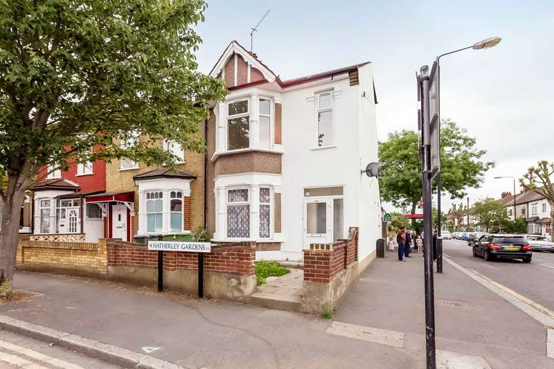 4 Bedrooms End Of Terrace House for sale in Hatherley Gardens, E6 3HD