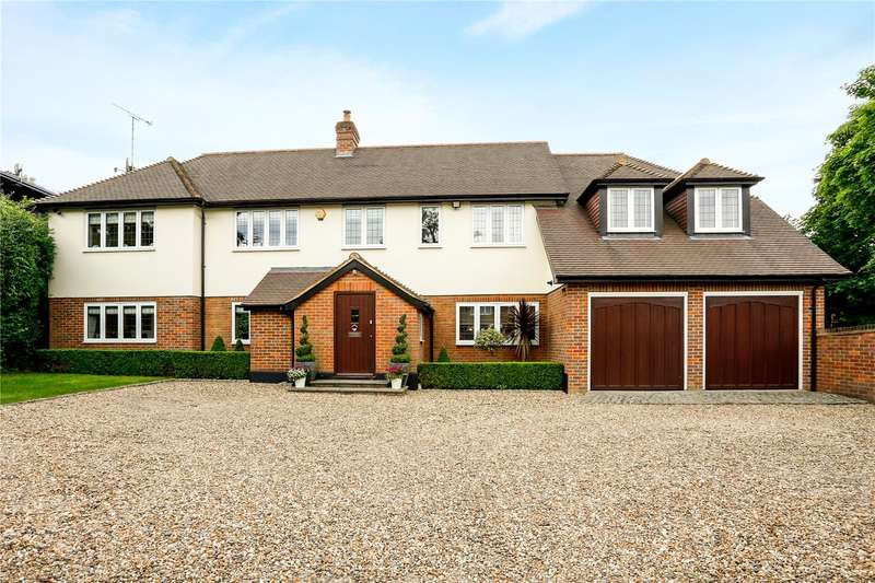 5 Bedrooms Detached House for sale in Meadow Lane, Beaconsfield, Buckinghamshire, HP9