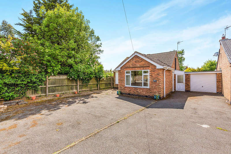 2 Bedrooms Detached Bungalow for sale in The Plantation, Countesthorpe, Leicester, LE8