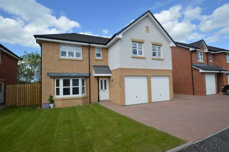 5 Bedrooms Detached House for sale in Grayling Road, New Stevenston
