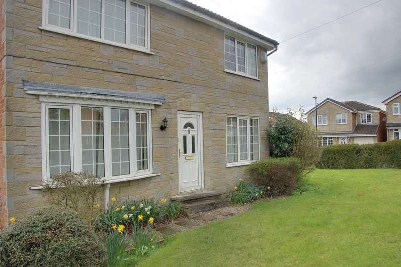 4 Bedrooms Detached House for sale in Knox Chase, Harrogate